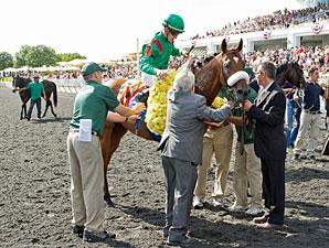 Bayrir wins the 2012 Secretariat.