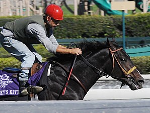 Ramsey Horses in Juvenile Turf Switch