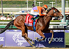 Spendthrift&#39;s Beholder Takes Juvenile Fillies