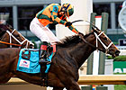 Kentucky Oaks Winner Believe You Can Retired