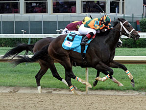 Believe You Can Works Toward Alabama Stakes