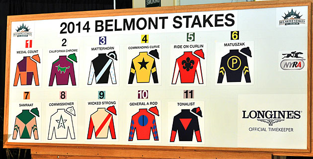 Belmont Stakes Contenders: A Quick Guide