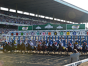 Same Grandstand Price on Expanded Belmont Day