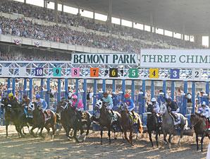 HRTV, HRRN Plan Live Belmont Stakes Coverage