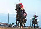 Iowa Derby Bent On Bourbon's First Stakes Win