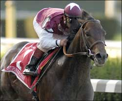 Bernardini Easiest Kind of Jockey Club Gold Cup Winner