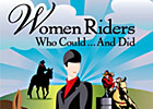 Women Riders Stepping Up