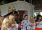 Desormeaux Picks Up Hooters Sponsorship