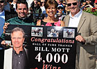Mott Saddles 4,000th Winner