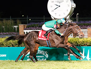 Bizzy Caroline Keeps Digging, Wins Mint Julep
