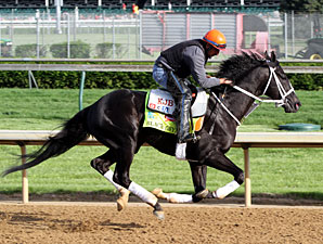 Black Onyx - Churchill Downs, May 2, 2013.
