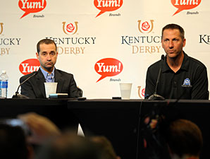 Black Onyx Scratched From Kentucky Derby
