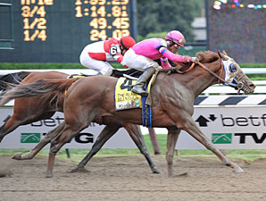 Blind Luck Draws Inside Post in Cotillion