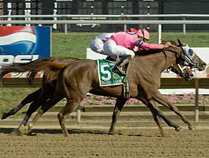 Blind Luck, 'Grace' Spa Showdown Possible