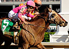 Blind Luck Nips Evening Jewel at Wire in Oaks