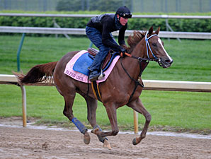 Blind Luck Draws Post 5 for KY Oaks