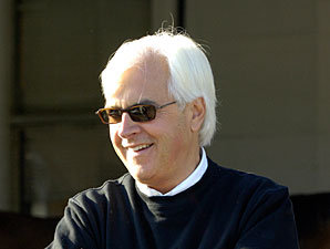 Baffert Doubles Up in Rescheduled Sham