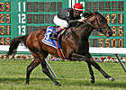 Boisterous Bounces Away in Monmouth Stakes