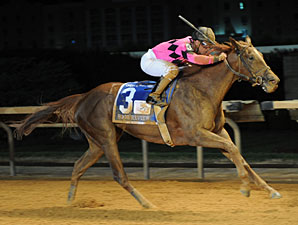 Book Review wins the 2012 Charles Town Oaks.