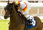 Bourbon Bay Crests in San Luis Rey Handicap