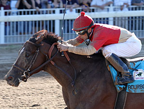 Bourbon Courage Solid Pick in Indiana Derby