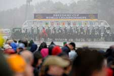 Some Not Happy with Breeders' Cup Experience