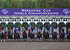 HRRN Plans 17 Hours of Breeders' Cup Coverage