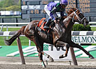 Pletcher's Belmont Brigade Works for BC Tilts