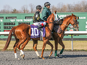 Broken Spell Ruled Out of KY Oaks