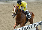 Bustin It Heads New York Breeders' Futurity