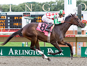 Closeout, C.S. Silk Star at Arlington