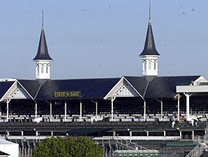 Churchill Downs Gets OK for September Dates