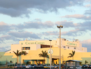 Slots,  Poker Changes for Calder, Gulfstream