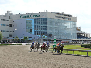 Calder to Offer 40 Stakes Races in 2013