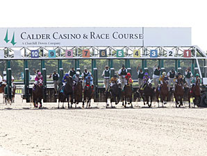 Calder Drops to Last in Host Track Business