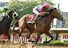 Caleb&#39;s Posse Wins Ohio Derby