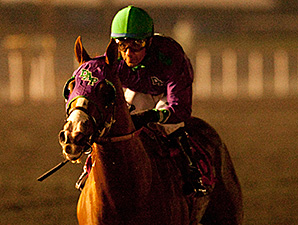 California Chrome wins the King Glorious on the last day of Hollywood Park.