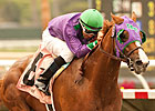 California Chrome, Candy Boy Top Calif. Works
