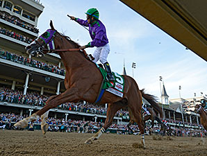 Test Results on Derby, Oaks Horses Clean