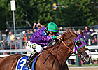 'Chrome' Can Wear Nasal Strip in Belmont