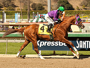 Favorites Post Workouts for Santa Anita Derby