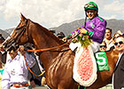 California Chrome Ready to Crunch KY Derby