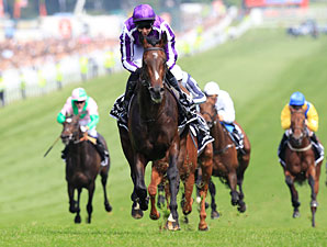 Magical Camelot Impressive in Investec Derby