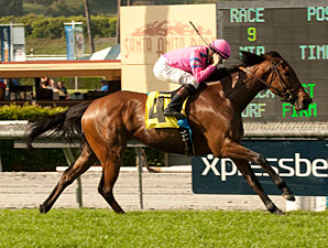 Capital Plan wins the 2012 Santa Barbara.