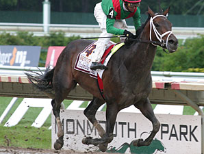 Captain's Lover wins the 2009 Taylor Made Matchmaker.