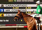 Caracortado Heads BC Works at Santa Anita