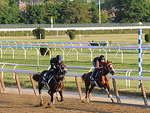 Pletcher Seeking Third Belmont Stakes