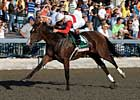 Spinster: Carriage Trail Rolls to Win