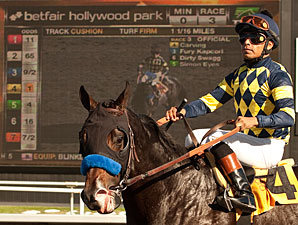 Baffert Sending Pair to El Camino Real Derby