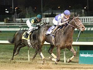 Casper's Touch Maiden win 11/19/10.